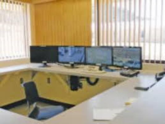 security monitoring station lincoln pines