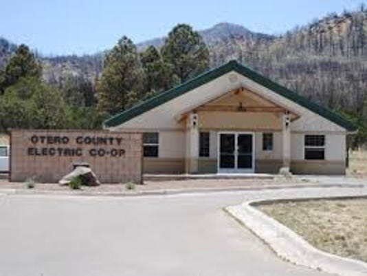 Otero County Electric Coop office