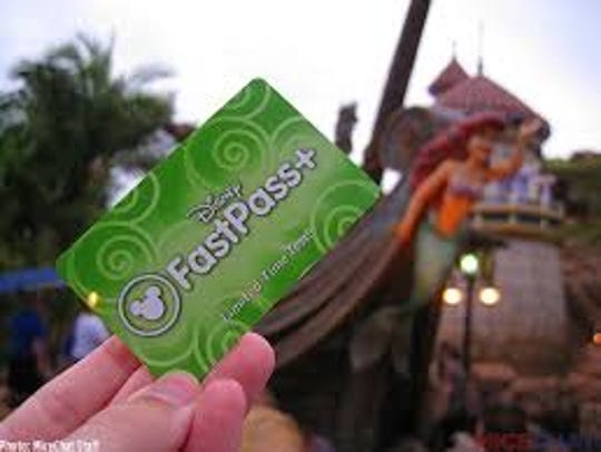 Bid on these four one-day Park Hopper passes to Walt