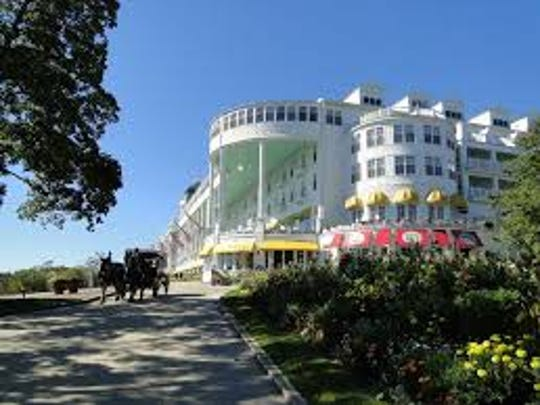 Grand Hotel:  Win a two-night stay, with meals included, at the Grand Hotel on Mackinac Island in Seedlings' on-line auction Nov. 1-14 www.BiddingForGood.com/braillebooks