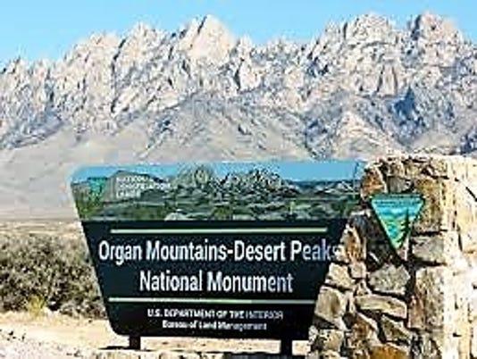 sign-organ-mountains-Desert-Peaks