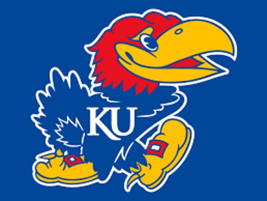 Image result for kansas jayhawks logo