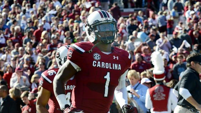 The University of South Carolina play The Citadel at Williams-Brice Stadium on Saturday.