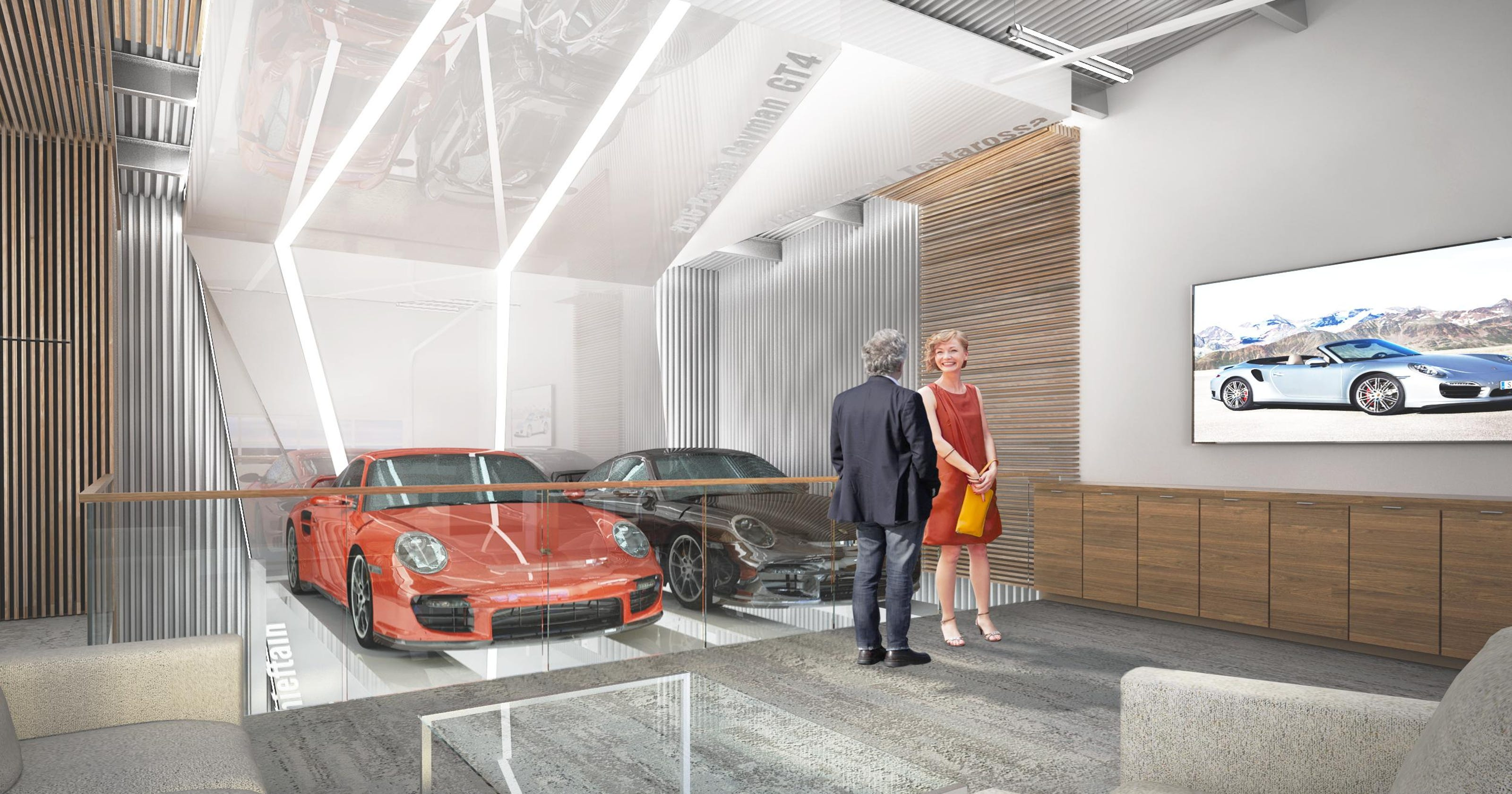 M1 Concourse: Race track, car condos set to open in Pontiac