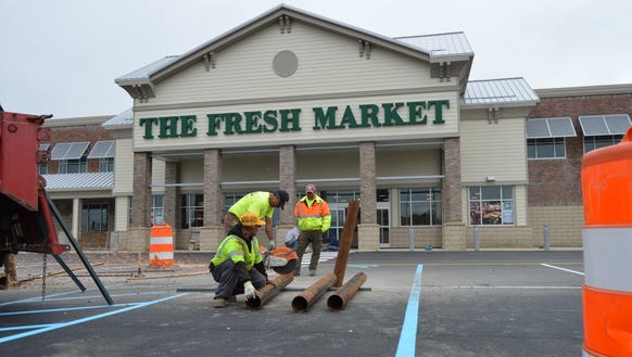 The Fresh Market, located in Rehoboth Gateway, will