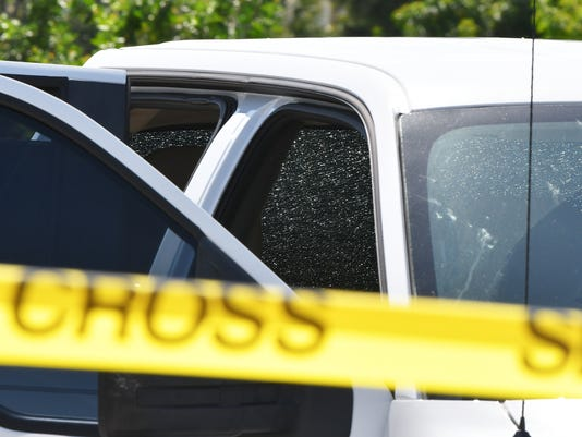 Child injured in possible shooting