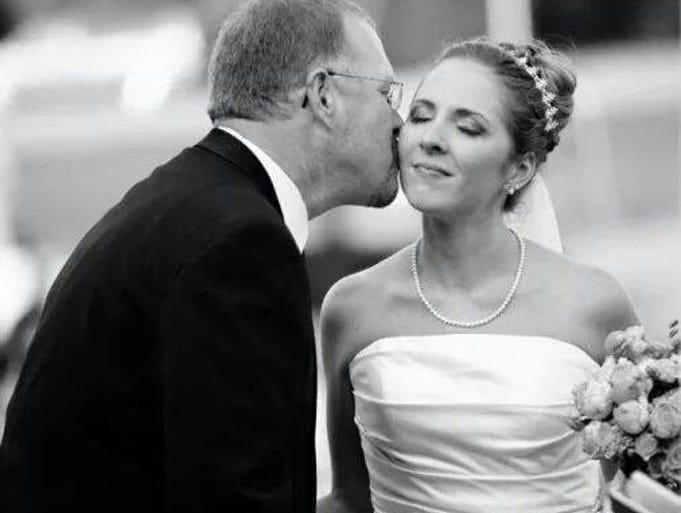 My wonderful father, Jody Ensor.