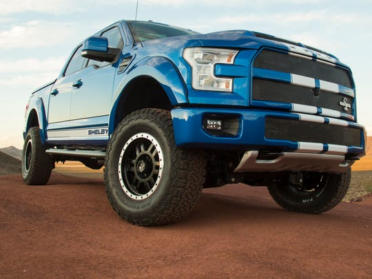 Shelby American is boosting the horsepower in its modified