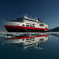 Photo tour: The adventure of Hurtigruten's Midnatsol