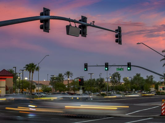 glendale intersections