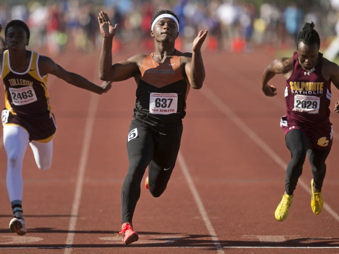 3b7ddc3aa Top 10 Arizona high school track and field moments - 2015