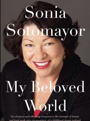 "United States Supreme Court Justice Sonia Sotomayor's book ""My Beloved World"" has been selected as the focus of 2018 One Book, One Community program."