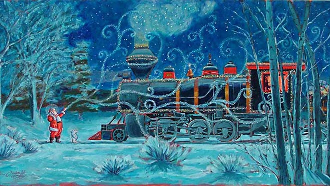 Cardinal Greenway's Annual Polar Express Christmas Event will take place Dec. 2 from 5-9 p.m.