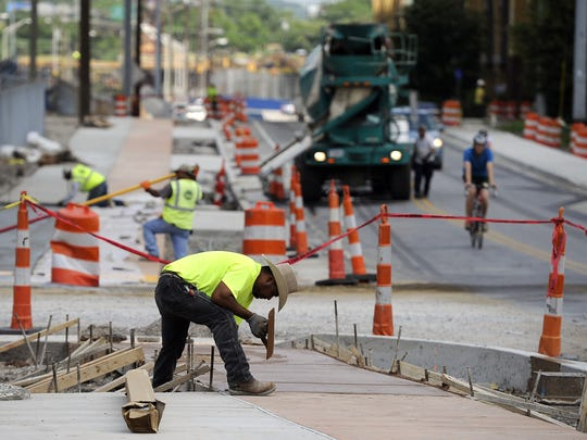 An ordinance proposed by Metro Councilwoman Angie Henderson would require builders provide sidewalk during construction of single-family homes and duplexes in designated areas throughout Nashville.