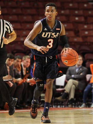 Gino Littles has announced he's leaving Texas San-Antonio and will finish his college career at Northern Arizona.