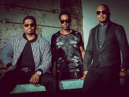 More than 160,000 concert-goers have seen Boyz II Men