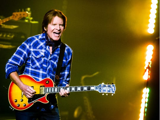 John Fogerty just began a month-long residency at the
