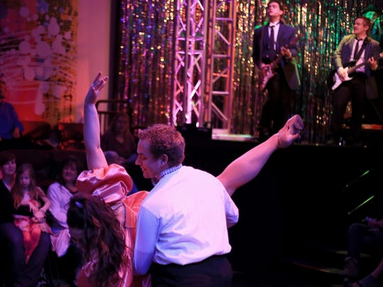 """St. George Musical Theater's production of """"The Wedding"""