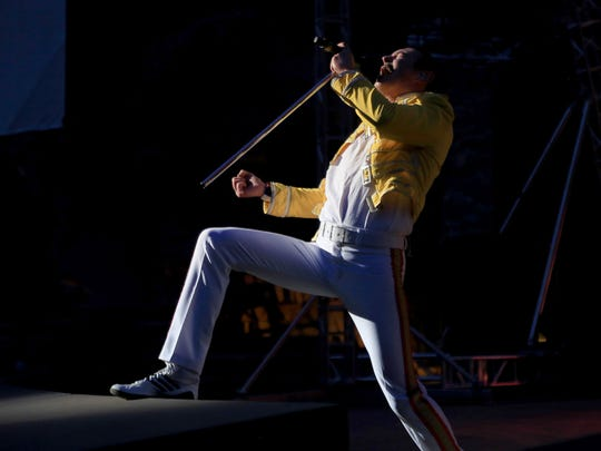 Gary Mullen won a British television competition for his impersonation of Queen frontman Freddie Mercury.