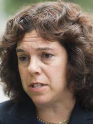 Assistant Vermont Attorney General Megan Shafritz in