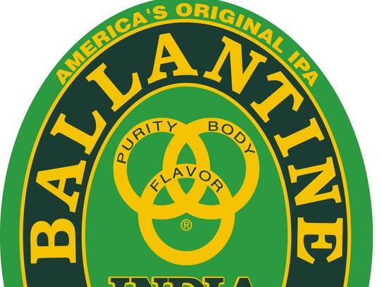 Ballantine_label