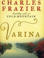 """""""Varina"""" by Charles Frazier"""