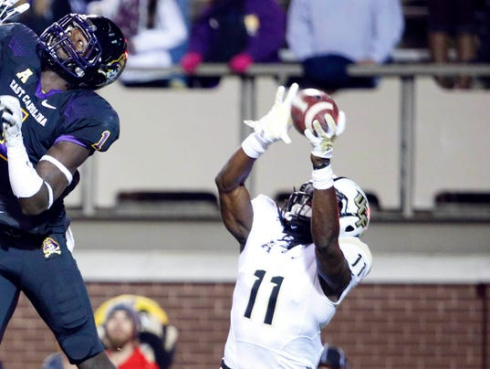 Football: Breshad Perriman