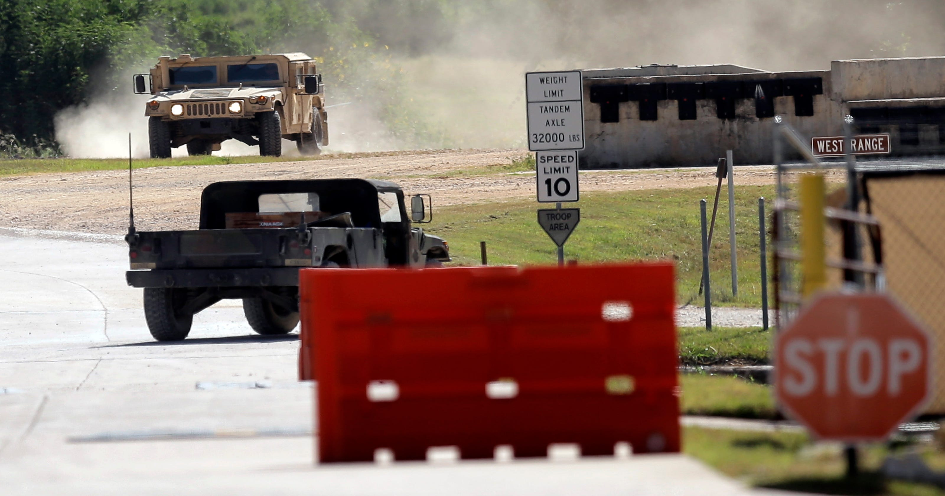 Controversial Jade Helm military exercise opens in Texas