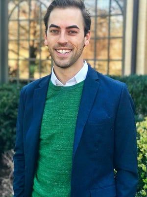 Matt Kuhn, 27, will run House District 61 as an independent candidate.