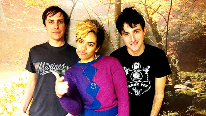 Portland post punk pop trio The Thermals will play Feb. 28 at Level B Theater Pub.