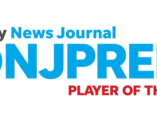DNJ Player of the Week logo.