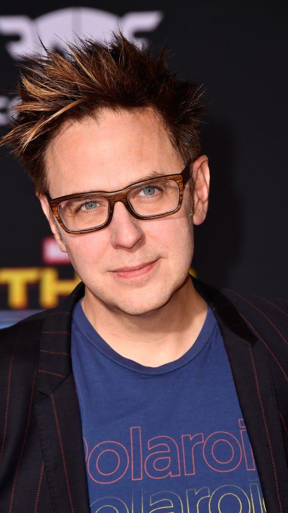 "'Guardians of the Galaxy' director James Gunn spoke out in support of Chris Pratt's ""prayers"" tweet."