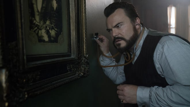 "Jack Black stars as a warlock whose place has a tick-tocking heart in the magical adventure ""The House With A Clock in Its Walls."""