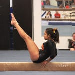 Northville gymnasts edge Livonia Red