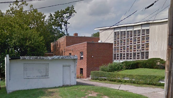 The Lincoln Park Jewish Center in Yonkers proposes to sell this shed for $160,000.