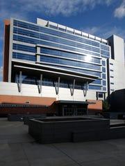 The Leonard L. Williams Justice Center in Wilmington,