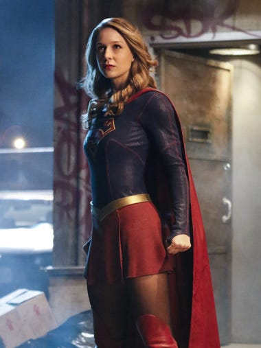 Supergirl (CW): Melissa Benoist is Supergirl, an alien