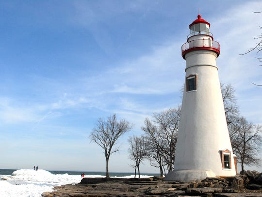 Marblehead Lighthouse is the oldest lighthouse in continuous operation on all the Great Lakes.