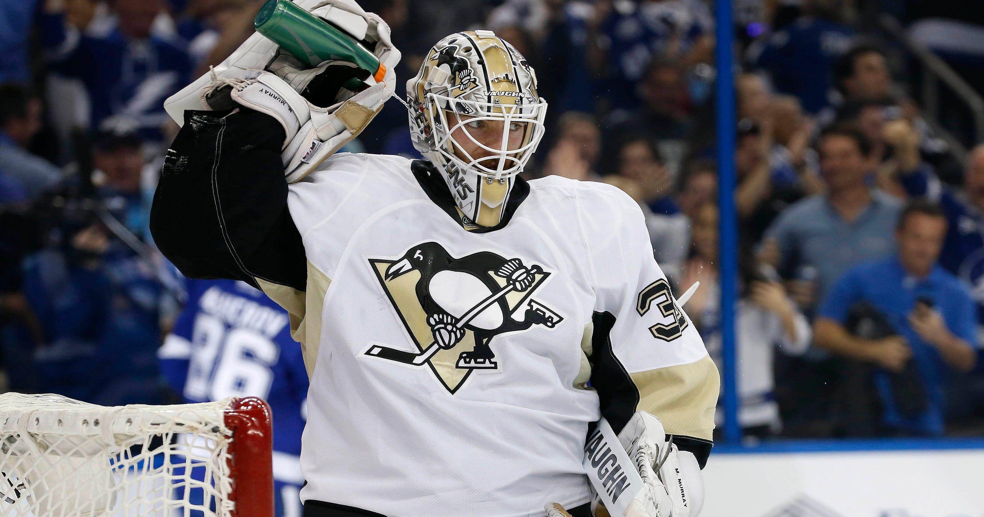 timeless design 904fa 08b1c Penguins go back to Matt Murray for do-or-die Game 6