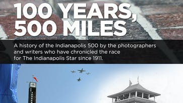 Another chance to get '100 Years, 500 Miles,' an historic Indy 500 book