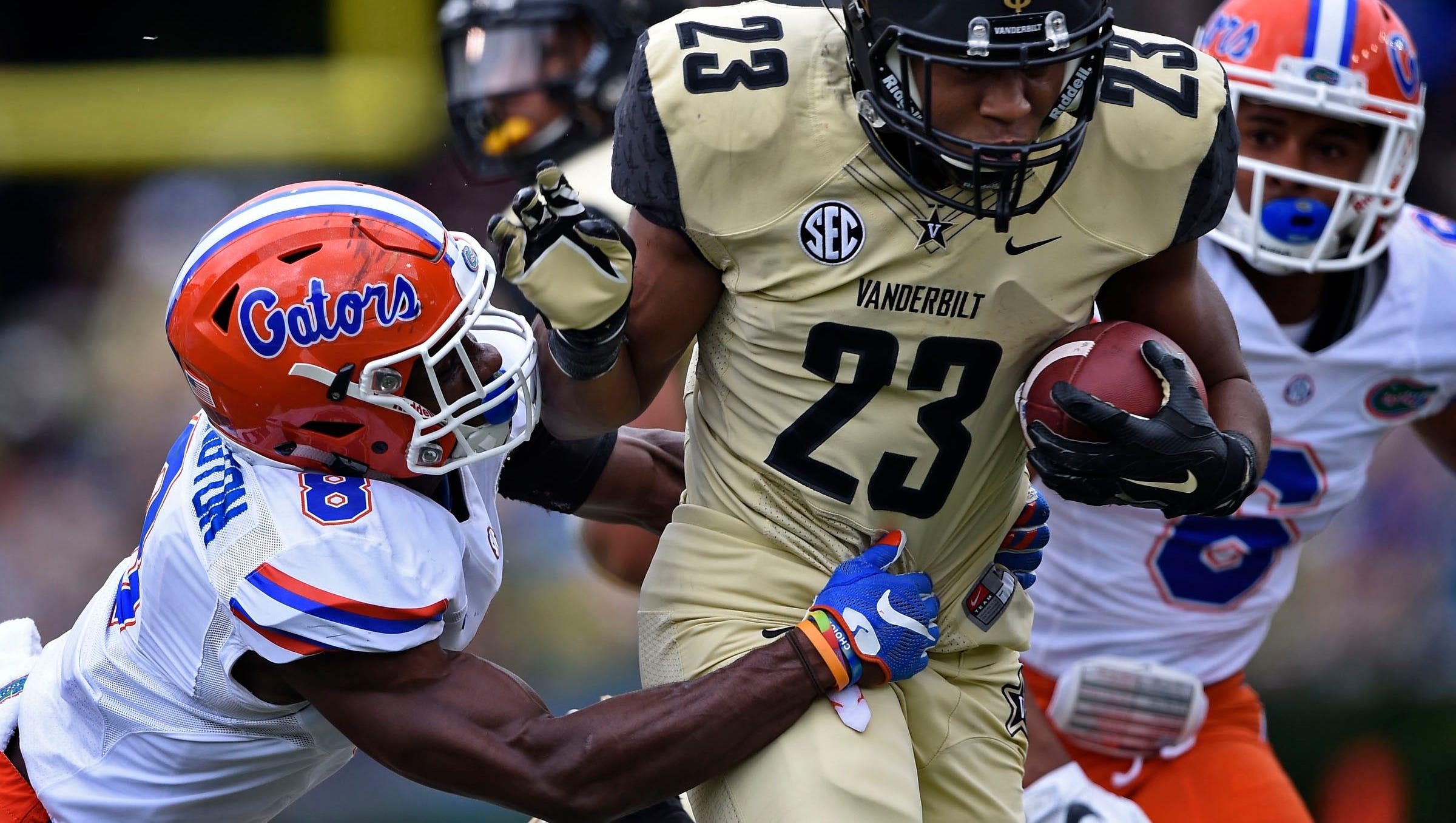 Predictions Will Vanderbilt Sink At The Swamp Vs Florida We re Not So Sure