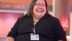 Kathy George, FireKeepers' first woman CEO, puts down roots