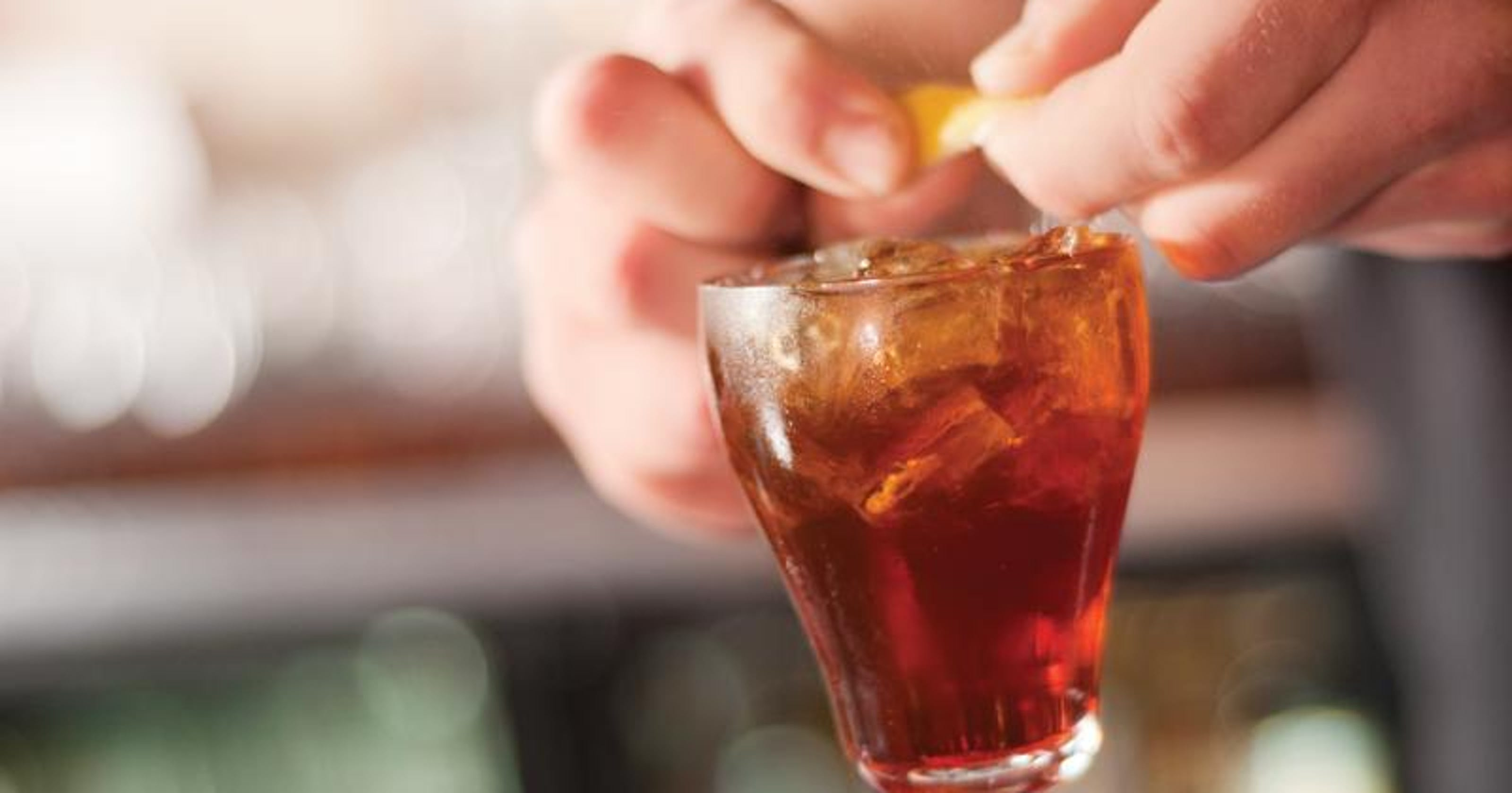 Nevada's Basque drink, picon punch, almost unknown in Basque