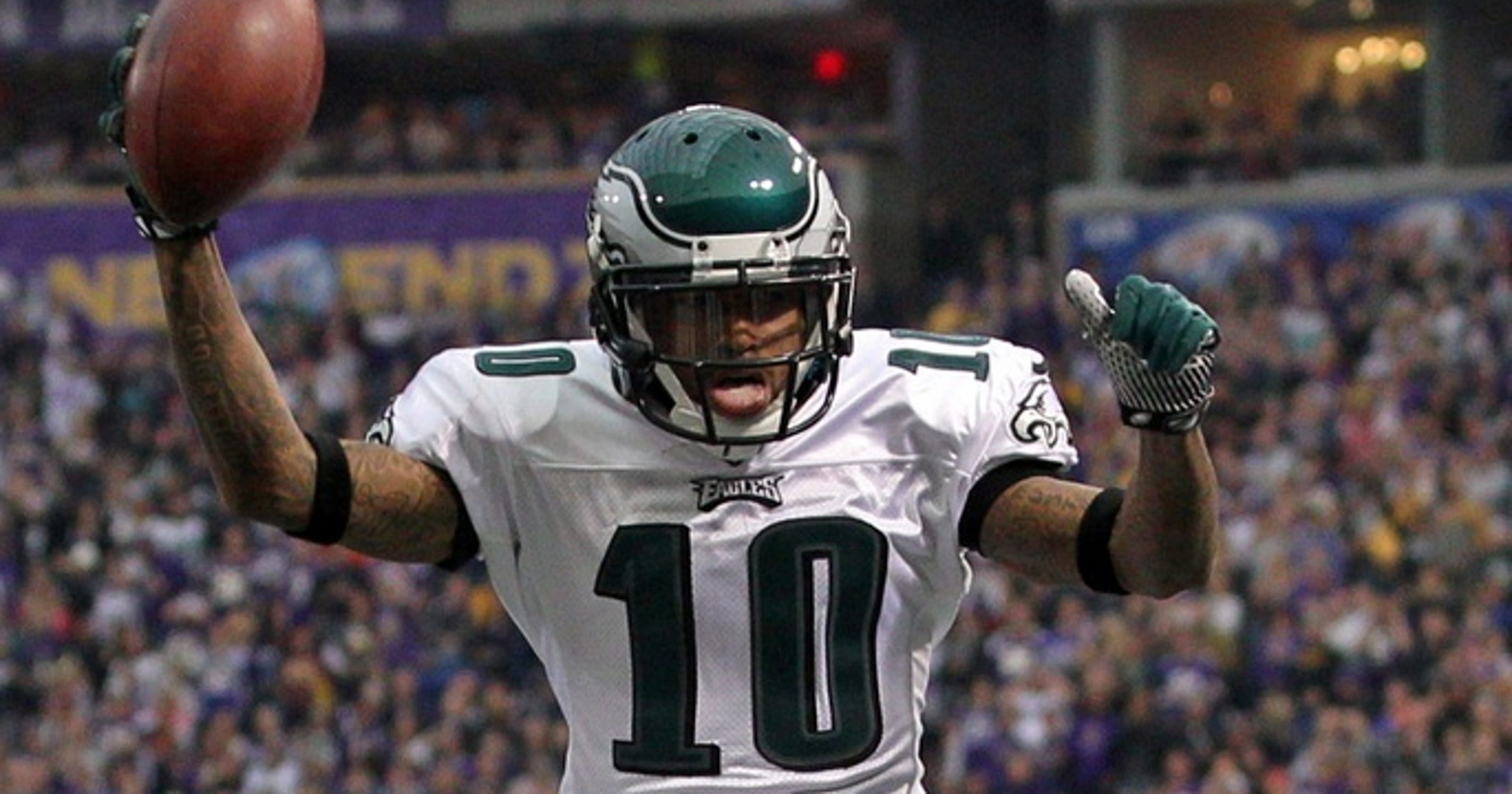 Eagles WR DeSean Jackson Added To The Pro Bowl