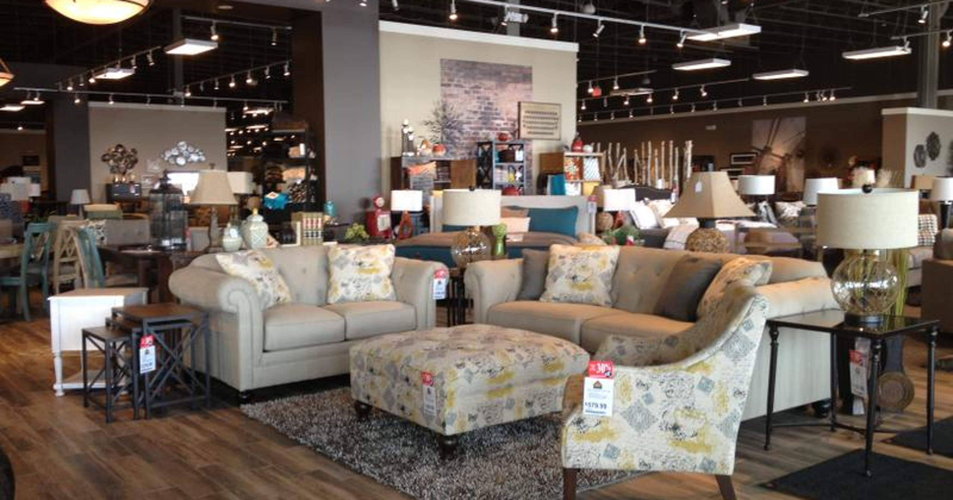 Furniture Store Doubles Area In Move To East Side