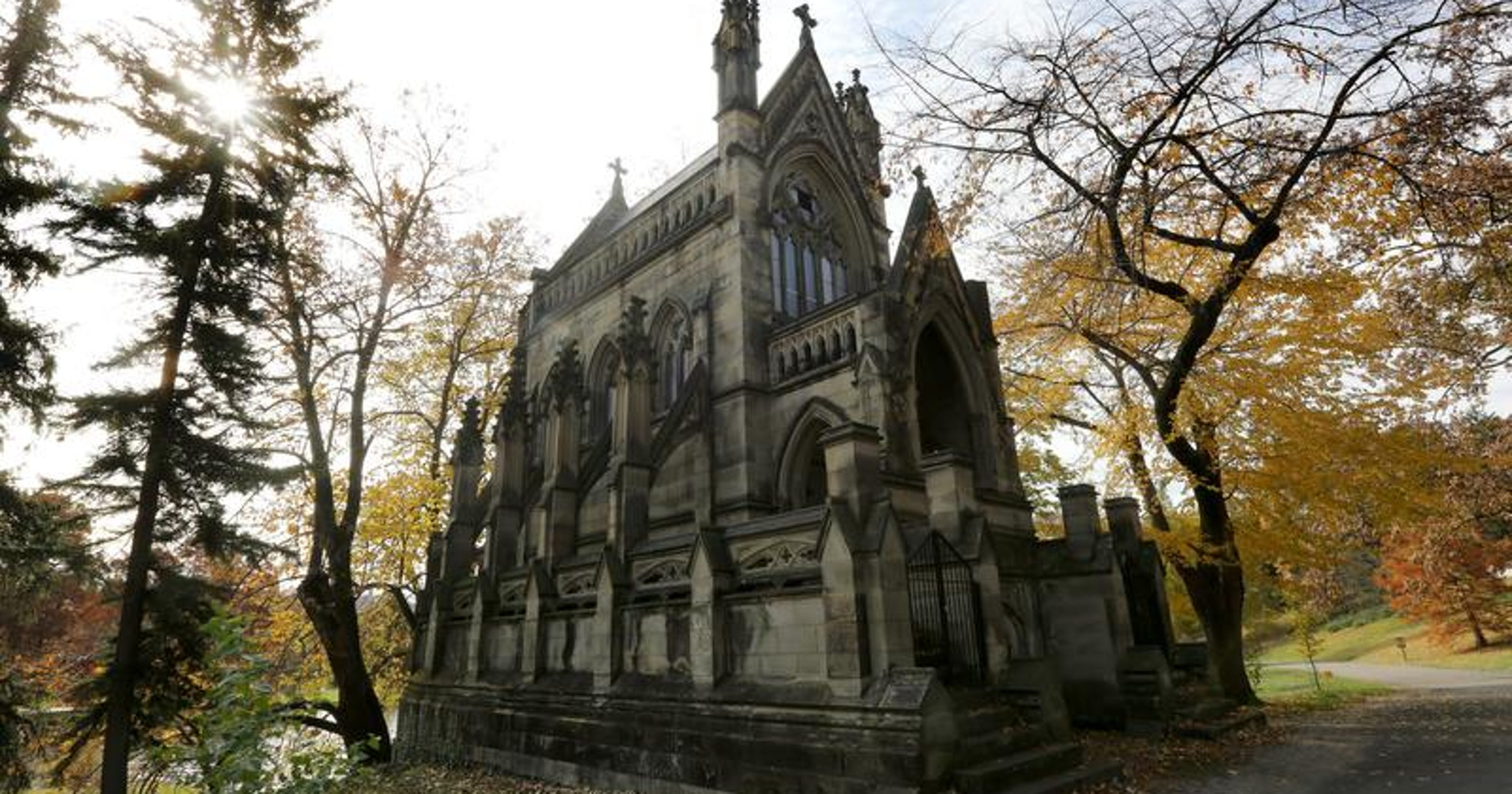 history who is buried in spring grove cemetery s dexter mausoleum