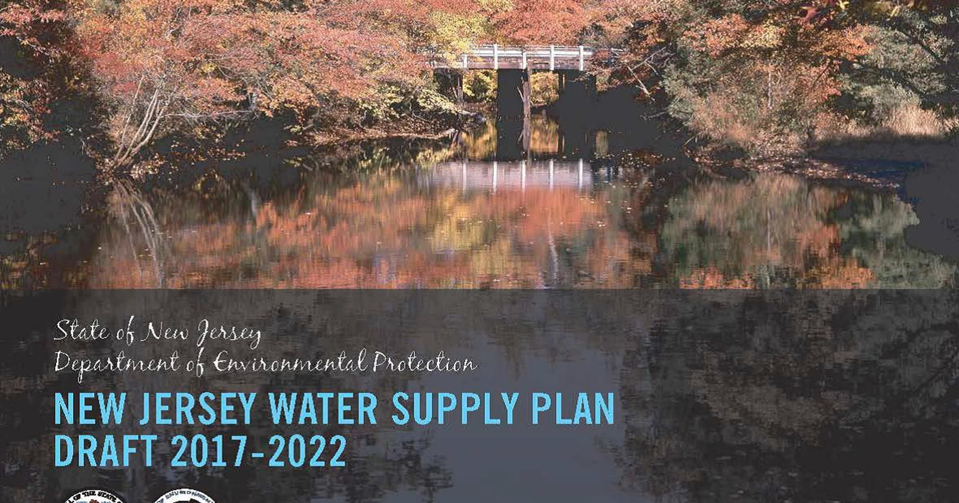 new jersey has many stressed drinking water supplies