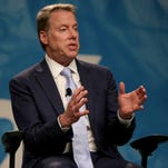 Bill Ford's new role: Message manager