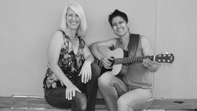 The Zia Chicks perform Friday at the Farmington Public Library as part of the Cottonwood Concert Series.