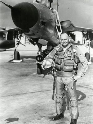 Air Force Col. Konrad Trautman